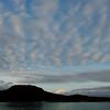 Chinese Sombrero Island at Dusk