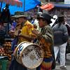 Otavalo Market - Musicians