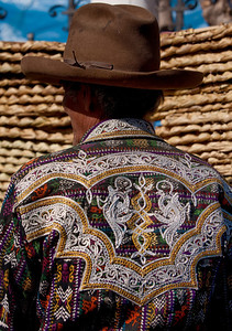 Traditional clothing in Solola.