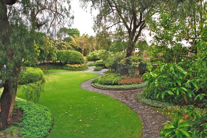 Quinta de Las Flores hotel, Antigua