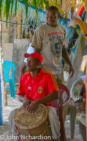 island music (Chachahuate)