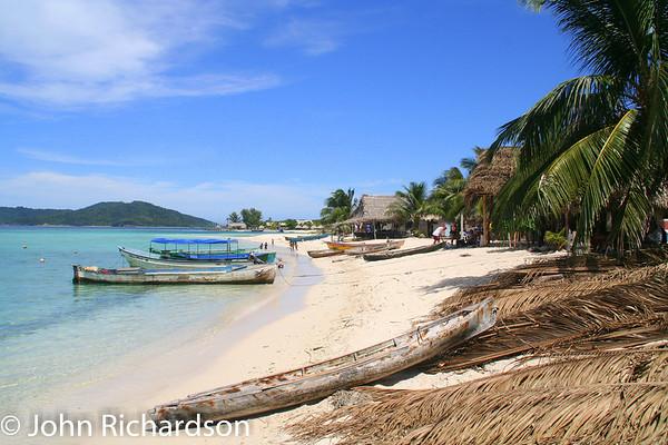 Beach at Chachahuate