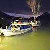 At the dock in Panajachel
