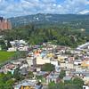 Landing in Guatemala City