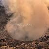 The Masaya Volcano crater