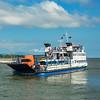 Ferry crossing Lake Nicaragua between Rivas and Ometepe Island