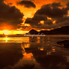 Sunset, Morgan's Rock, Nicaragua