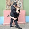 Buenos Aires, La Boca, Street Tango