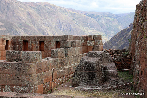 Sacred Waka at Old Pisac