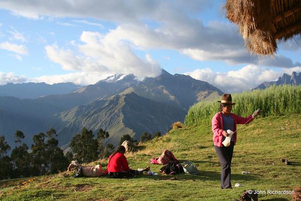 near Chinchero