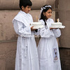 First Communion, Plaza Mayor, Lima, Peru