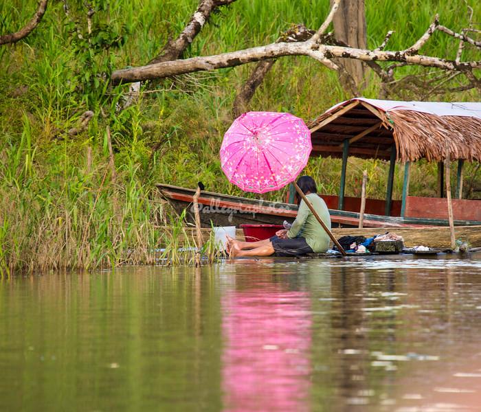 Upper Amazon, Peru