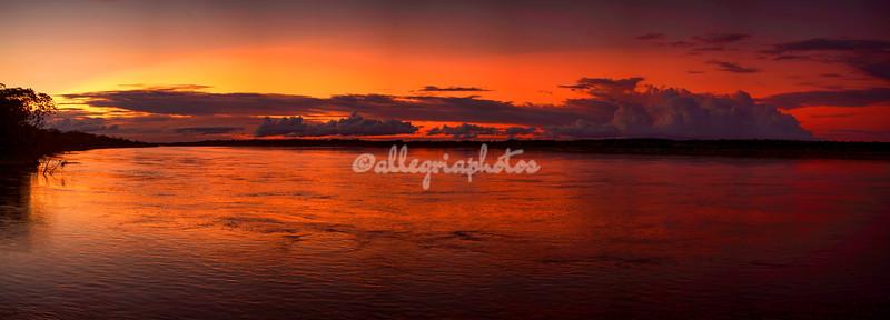 Maranon River, Upper Amazon