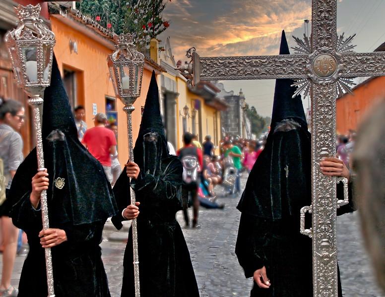 CultureThirst: Photography of Paulette Hurdlik: Semana Santa, Guatemala