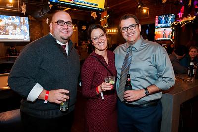 LACCC Charistmas Party @ Slate Billards 12-13-16 by Jon Strayhorn