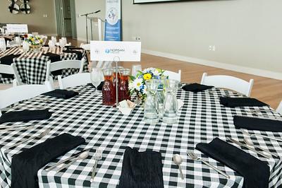LACCC Luncheon Guest Speaker Eugene Woods @ Mint Museum Uptown 9-21-16 by Jon Strayhorn
