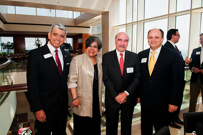 LACCC Luncheon w_Cousul General of Mexico - Honorable Javier Diaz de Leon @ Wells Fargo One 6-18-14