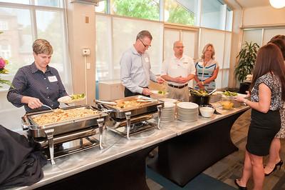 LACCC Luncheon @ JCSU 5-21-14