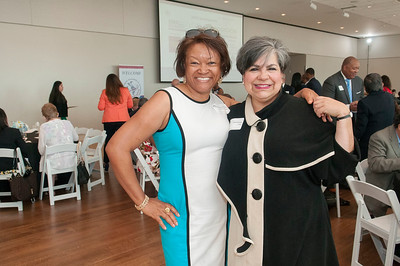 LACCC Luncheon With Guest Speaker Mayor Jennifer Roberts @ The Mint Museum Uptown 5-17-17 by Jon Strayhorn