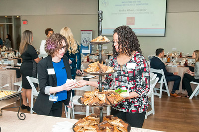 LACCC Luncheon - Speaker Anika Khan - Wells Fargo @ The Mint Museum 1-20-16