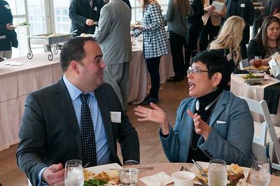 LACCC Luncheon - Speaker Anika Khan - Wells Fargo @ The Mint Museum 1-20-16