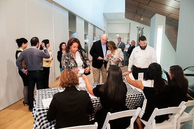 LACCC Luncheon with Mayor Jennifer Roberts @ The Mint Museum Uptown 5-18-16 by Jon Strayhorn