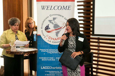 LACCC Monthly Lunch - Coca-Cola Multicultural Marketing Director-Reginald Bean @ Chima 8-20-14
