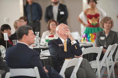 LACCC Luncheon - Speaker General Consul of Mexico Remedios Gomez Arnau @ The Mint Museum 9-20-17 by Jon Strayhorn
