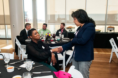 LACCC Luncheon - Novant Tonya Blackman @ The Mint Museum Uptown 3-15-17 by Jon Strayhorn