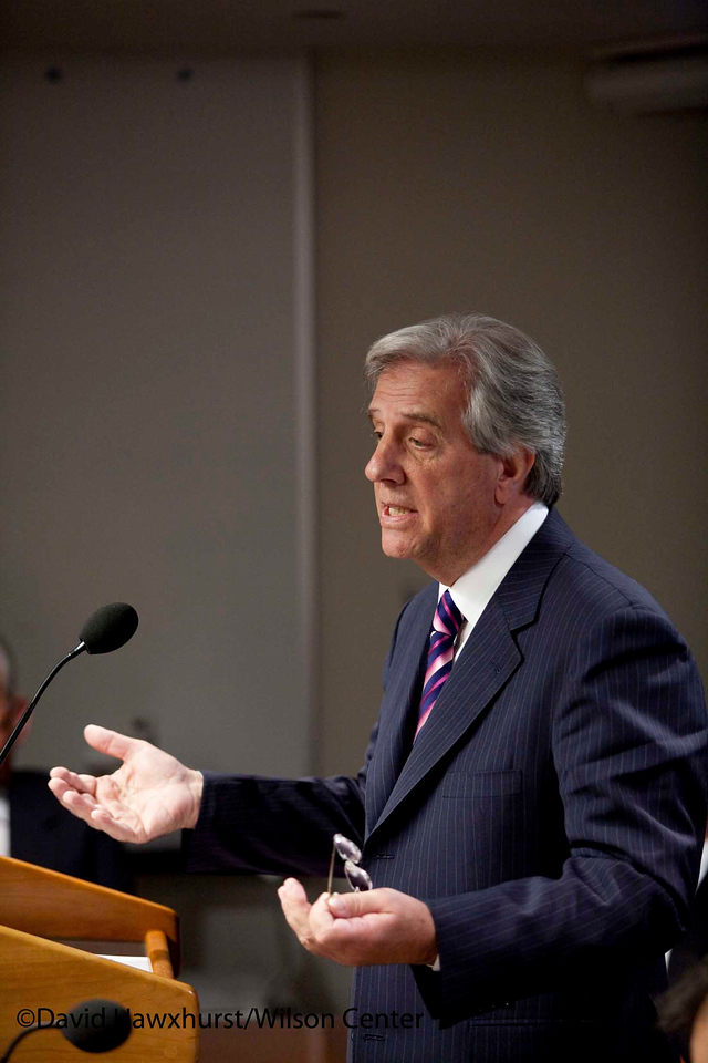 Latin America After the Crisis: The Socio and Political Agenda for Recovery<br /> <br /> Speaker(s): H.E. Tabare Vazquez