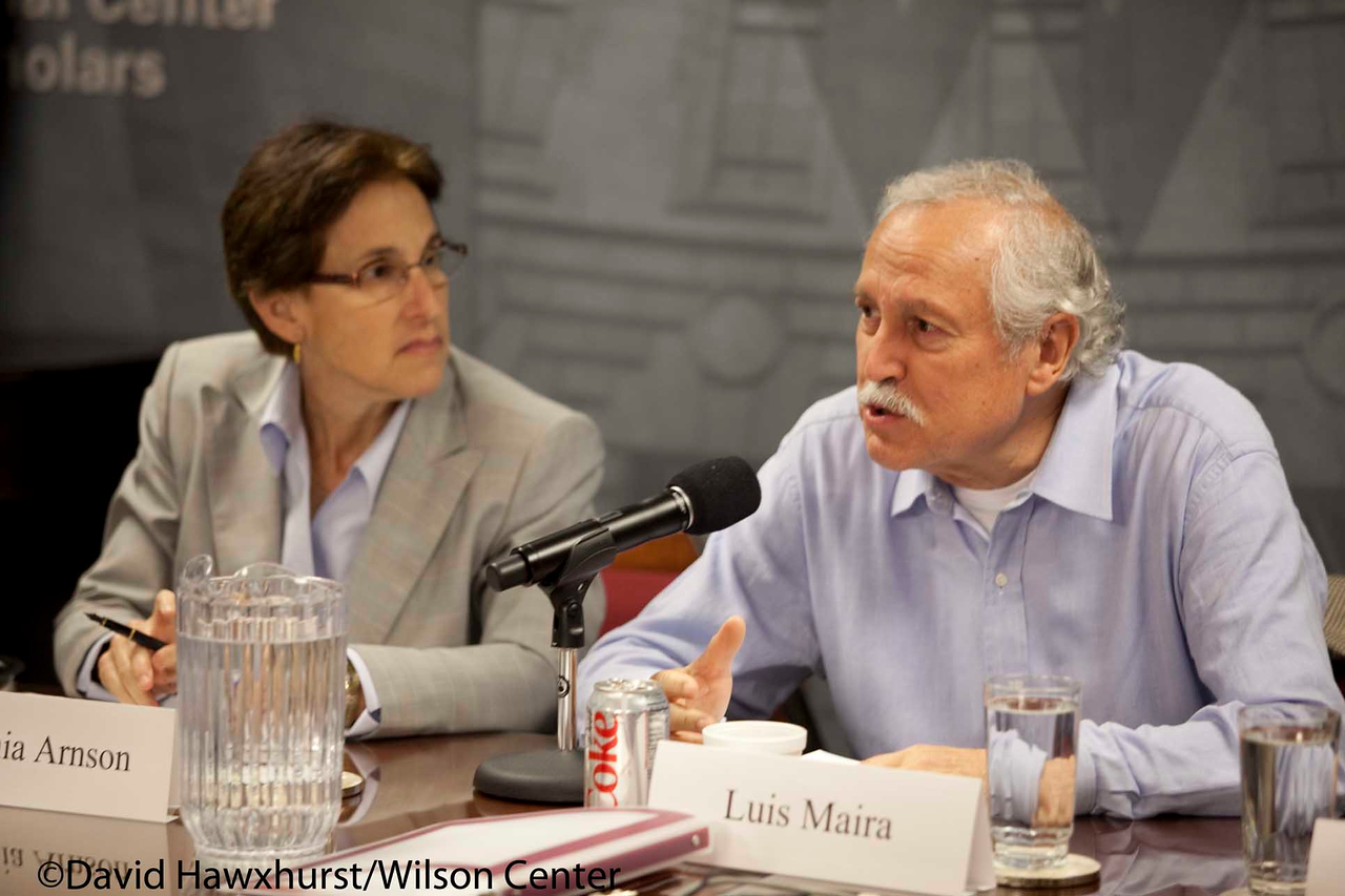 U.S. Neo-Conservative Thought: Its Influence in Latin America<br /> <br /> Speaker(s): Luis Maira, Ernesto Calvo