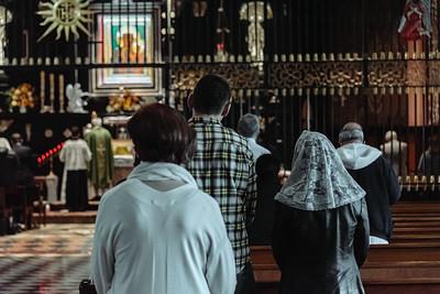 _NIK7481 Black Altar LatinMass Czestochowa_