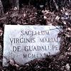 Little shrine of the Virgin Mary of Guadalupe 1972<br /> <br /> Credit: Roseanne T. Sullivan