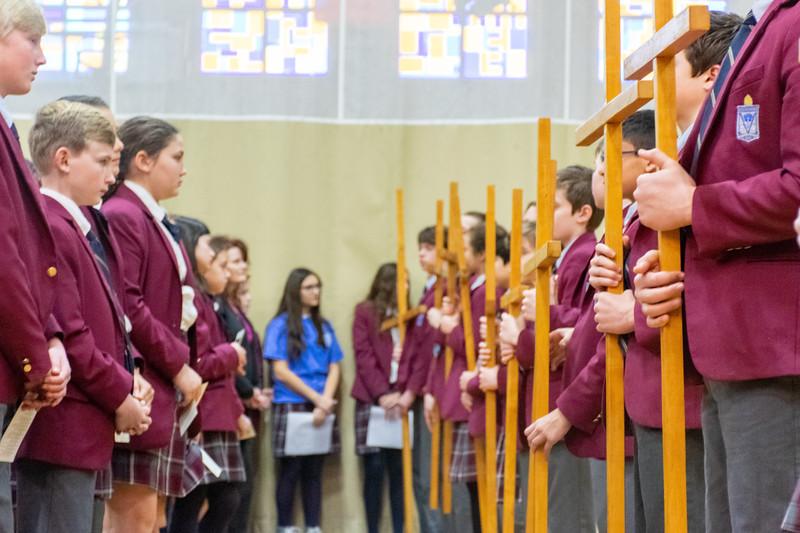 20200306 - Latin School Stations of the Cross Prayer Service - 002