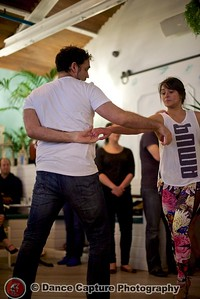 Advanced - Salsa competition