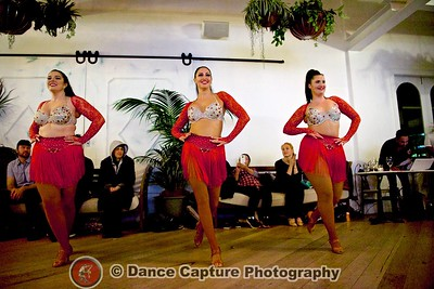 Kokoloco Salsa Shines Team