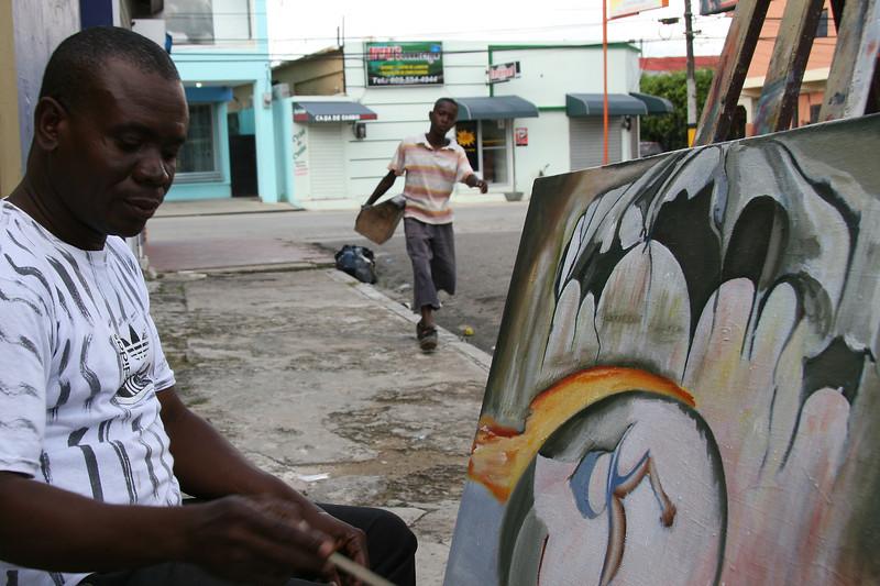 Caribbean Artist Scene