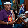 Great Cuban musicians played for us.