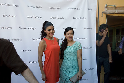LatinoMedia Visions Launch Party of Mantra Music Video
