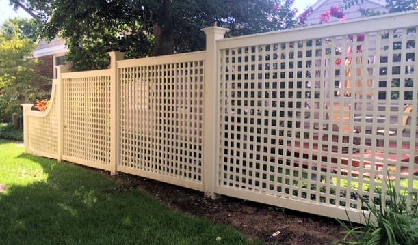 375 - Silver Spring MD - Stepped Lattice