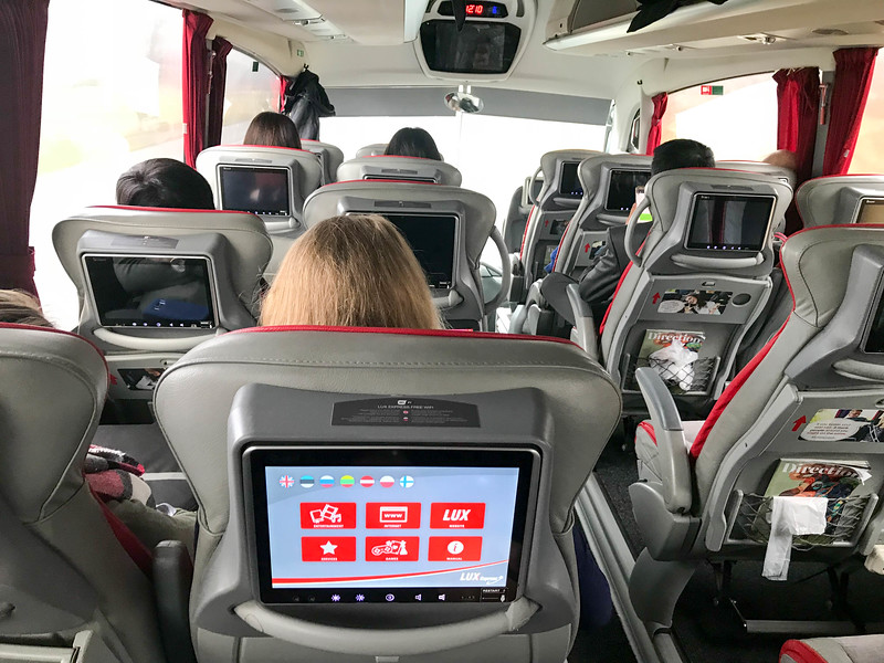 vilnius to riga by bus