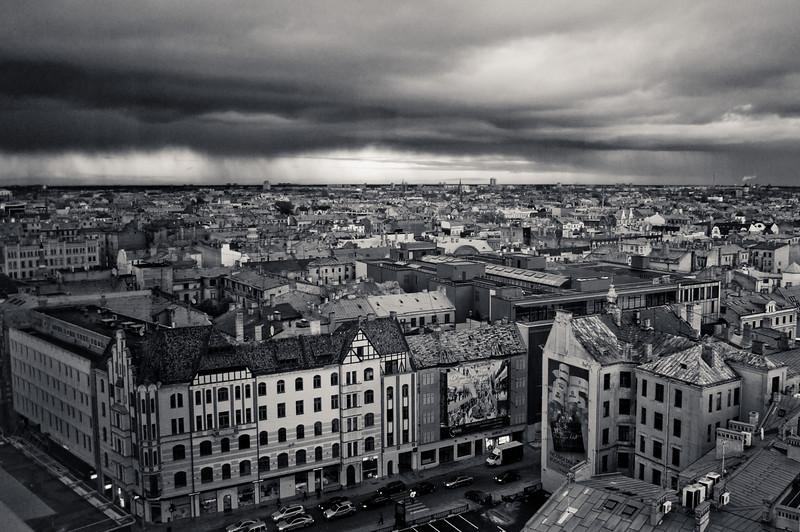 October 12 - Riga, Lativa