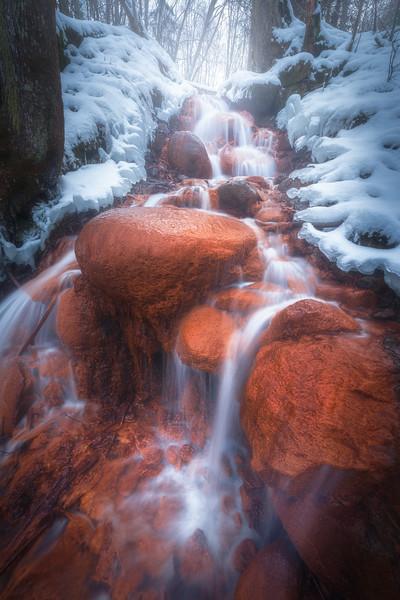 """Dāvids"" Mill Waterfall"