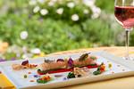 Lauberge Food entrees 04 Th LAuberge Provencale