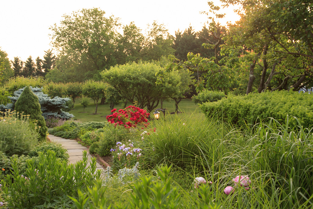 Lauberge Gardens A 04 XL Capturing the Essence of Provence...in the Heart of Virginia