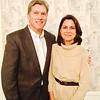 Chairman Daniel Leahy II and his wife Joyce of Lowell