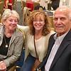 Paula Abraham, Jennifer Cigliano and Richard Abraham, all of Lowell