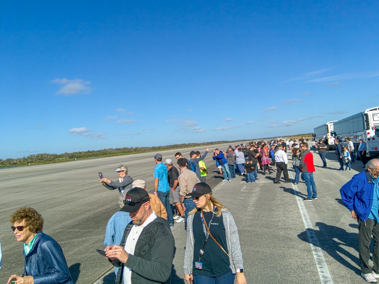 Shuttle Landing Facility, Kennedy Space Center