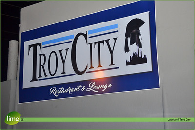 Launch of Troy City