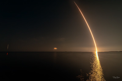 """Launch, Lightning, and Reentry"""